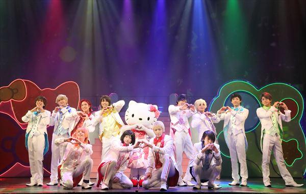 昨年12月に上演された千秋楽公演がTV初放送!