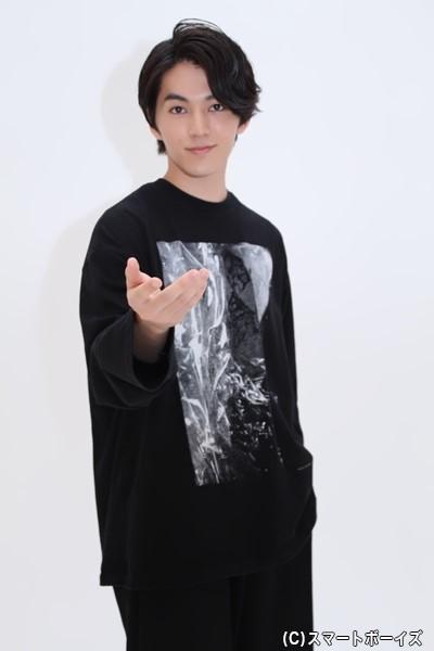矢部昌暉(DISH//)さん