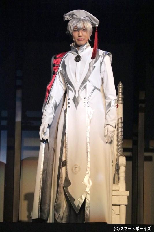 帝国の王子でありながら、第二艦隊に属する霜月 隼(TAKAさん)