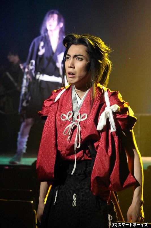 一方、醍醐景光の元には多宝丸(有澤樟太郎さん)が生まれ、精悍に育っていた
