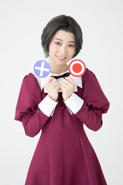 朝比奈栞役の阪口珠美さん