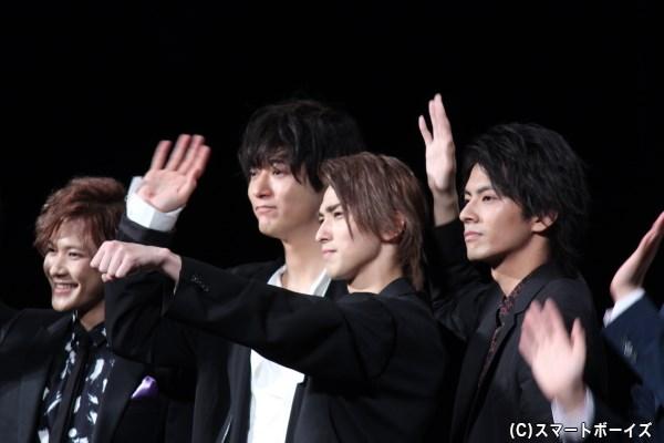横浜流星さんの一挙手一投足に、ファンからはものすごい反応が!