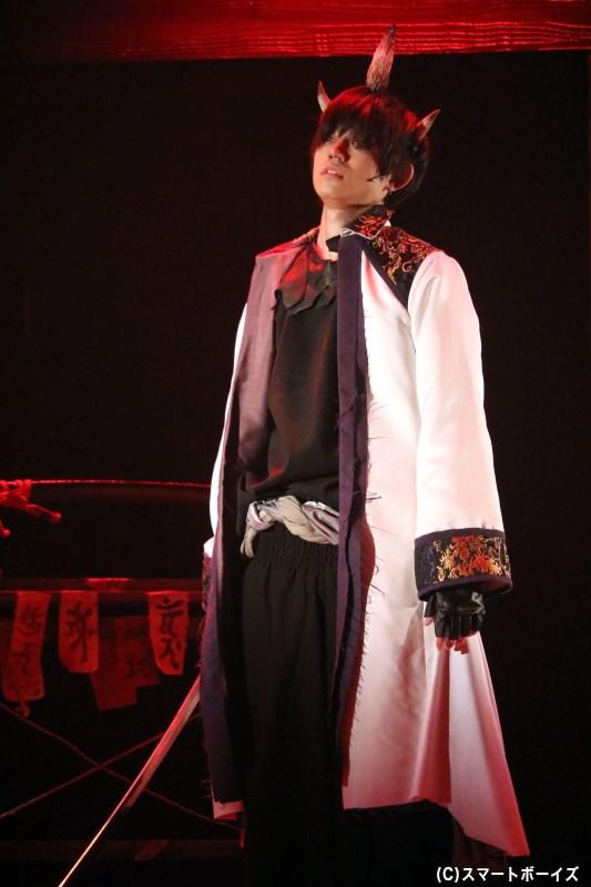 桃太郎と尊に秘められた前世での因縁、そして尊が見せるこの姿は!?