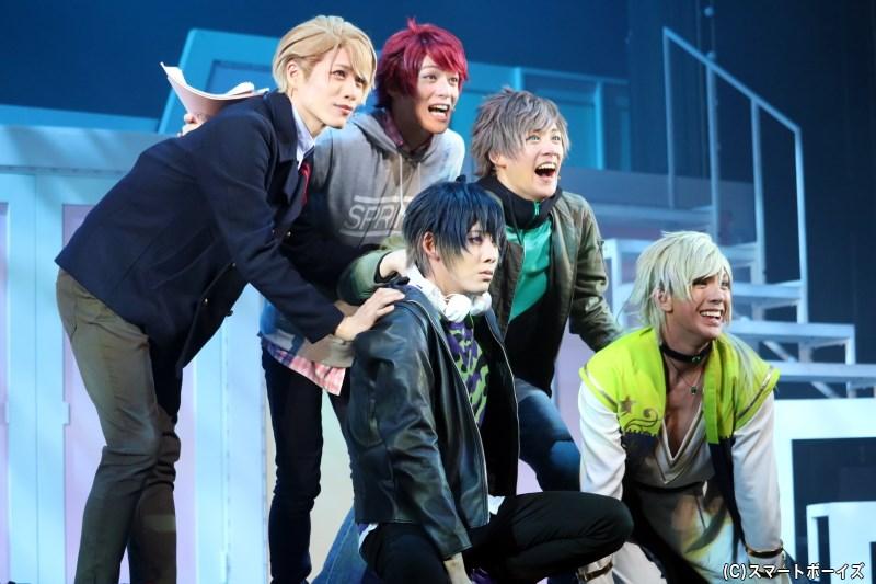 彼らが探す「春組らしさ」とは? MANKAI STAGE『A3!』最新作、春組単独公演がついに開幕!