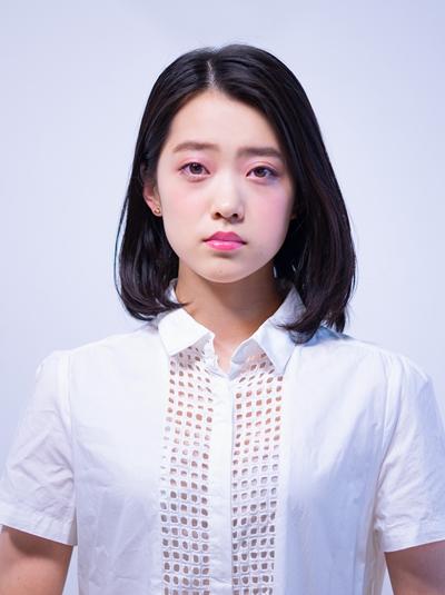 夜久月子役の竹井未来望さん