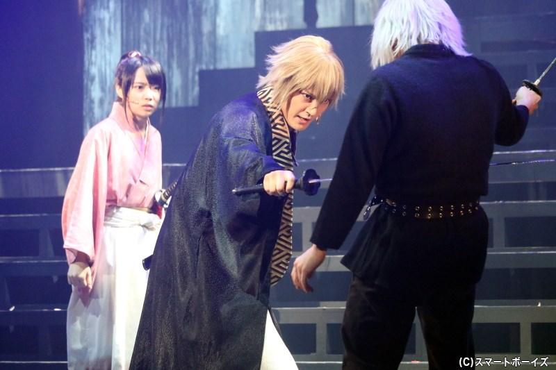 大人気シリーズの第12弾は、「風間千景 篇」を新たな脚色・演出にて上演!