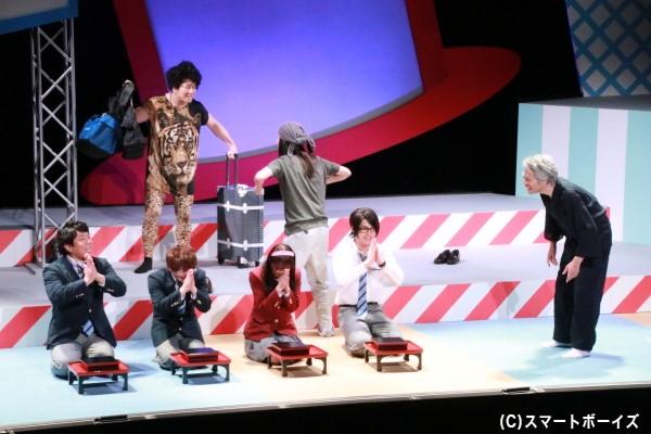 SQUARE全国大会出場を目指し、京都で合宿を張る文蔵高校クイズ研究会