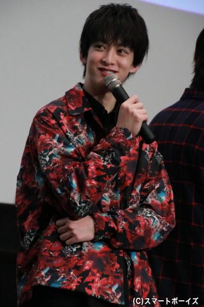 夜野魁利/ルパンレッド役の伊藤あさひさん