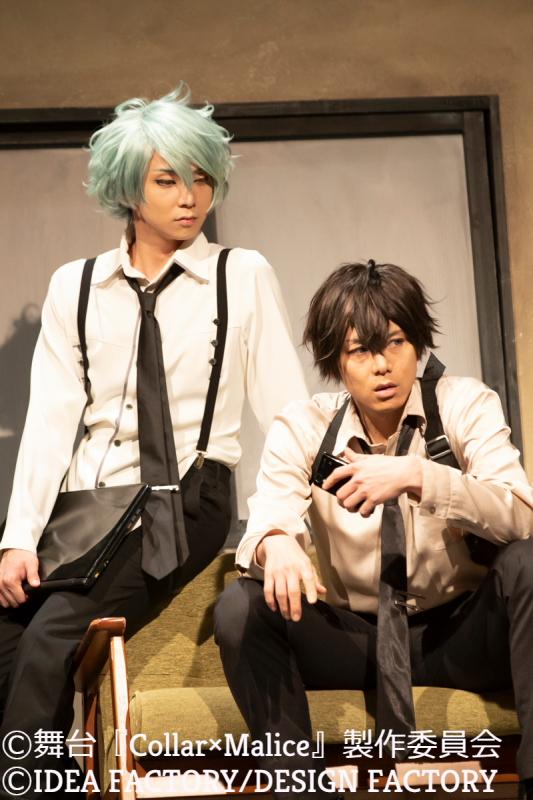 笹塚 尊役の橘 龍丸さん(写真左)