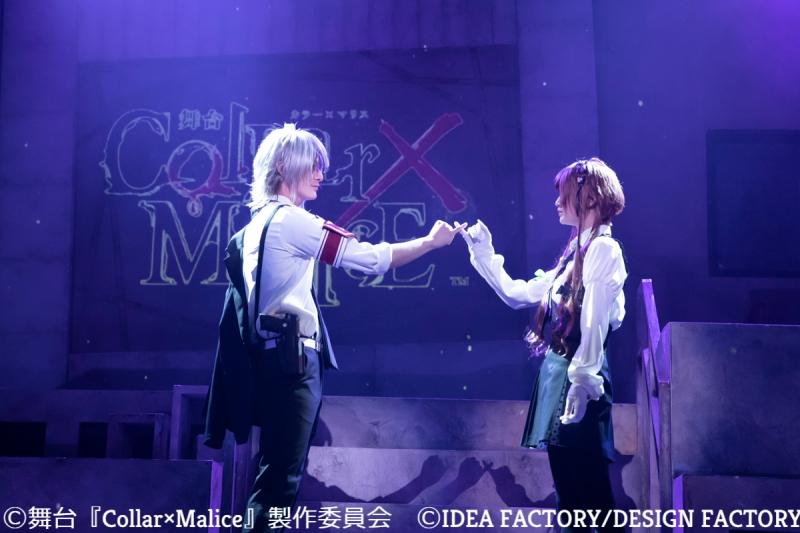 大人気恋愛ゲームを原作に描かれる、命懸けの恋! 舞台『Collar×Malice -岡崎契編-』がいよいよ大阪公演へ!
