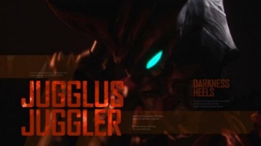 光を求めたトリックスター 「ジャグラス ジャグラー」