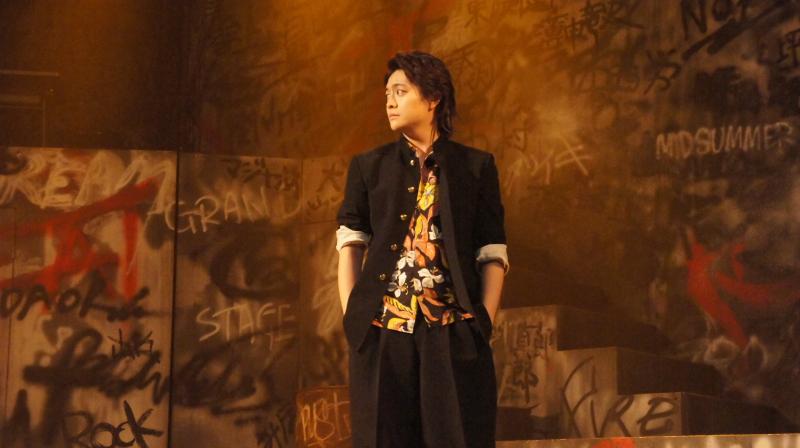 ◆芹沢多摩雄役:堂本翔平