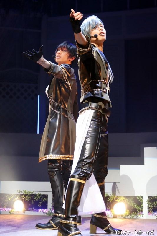 サンプロモーション・エンターテインメントに所属する2人組ユニット・ZIX(ジックス)