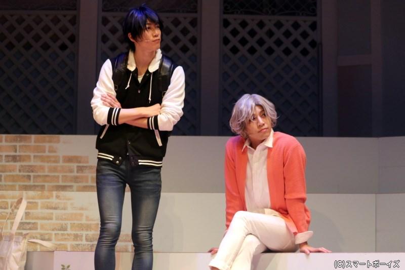 かつての同級生&遠い親戚が突然現れたことに、剣介と涼太は衛を心配するが……