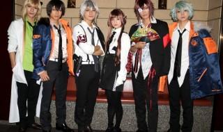 (左より)松田岳さん、富田翔さん、高崎翔太さん、出口亜梨沙さん、鷲尾修斗さん、橘龍丸さん