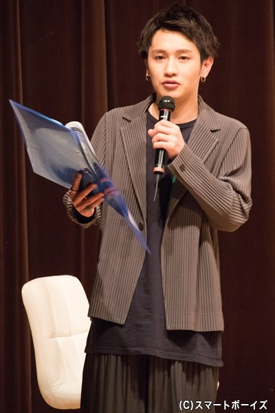 松本岳さん