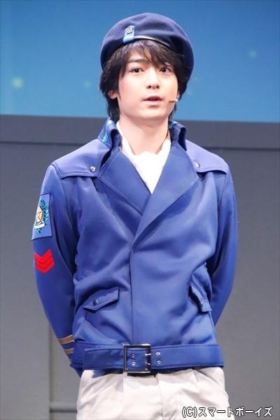 ヤン・ウェンリー役/小早川俊輔さん