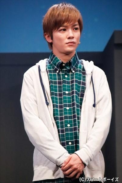 ユリアン・ミンツ役:小西成弥さん
