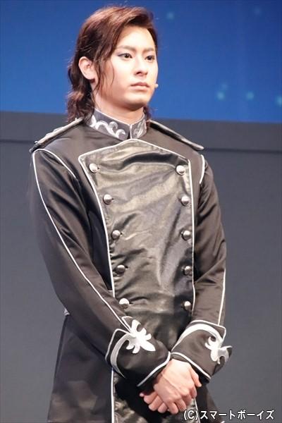 オスカー・フォン・ロイエンタール役:畠山遼さん