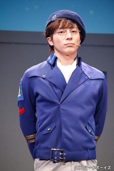 アレックス・キャゼルヌ役:米原幸佑さん