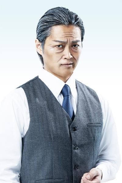 教頭役の山﨑雅志さん