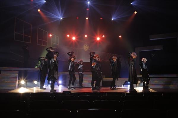 3月舞台公演LIVEパート写真②