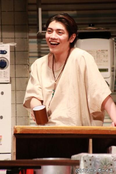 伊崎龍次郎さん