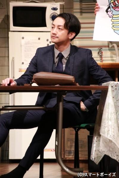 永山たかしさん