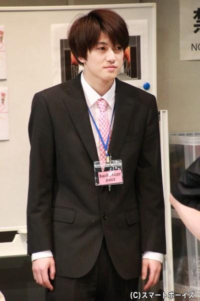松村さん演じる嶋は、ストーリーテラー的な役割も担っています!