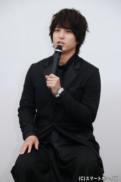 チョ・ナンホ刑事役の中村優一さん