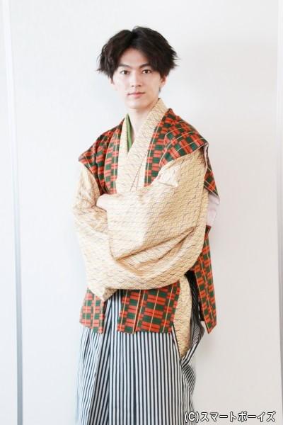 矢部昌暉さん(DISH//)