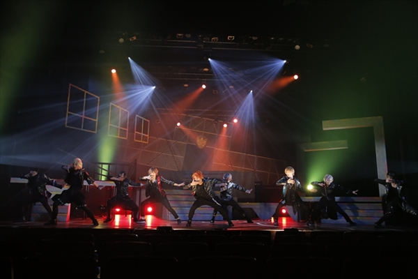3月舞台公演LIVEパート写真①
