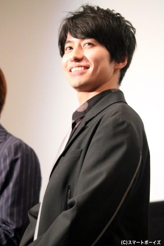 寺脇甚八郎(てらわきじんぱちろう)役の武田航平(たけだこうへい)さん