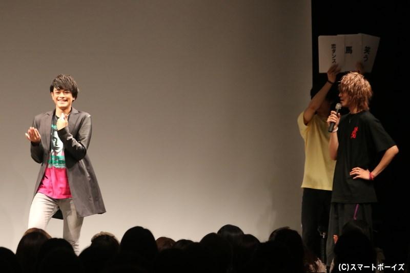 『笑いながら恋ダンスを踊る馬』になった、前田さんの姿がコチラ!(笑)