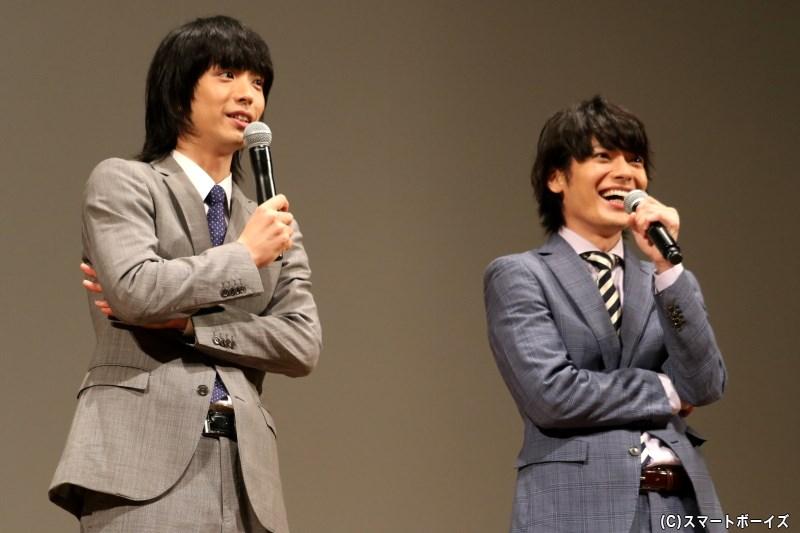 野球愛を見せた2人、崎山さんはいつか俳優をしつつも野球選手に!?