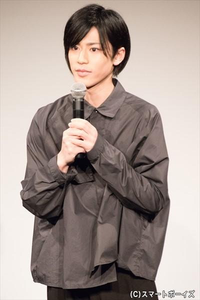 5月22日で23歳になった阿部快征さん