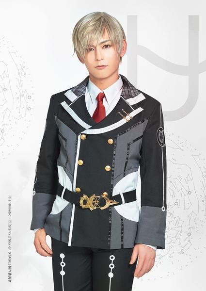 神楽坂四季役の榊原徹士さん