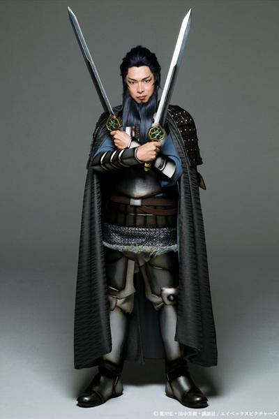 キシュワード役の村田洋二郎さん