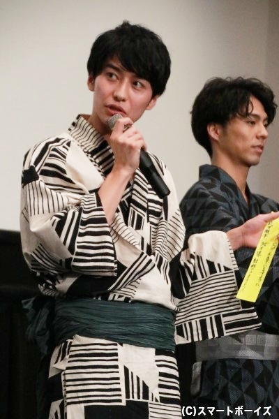 武田さんの願い事は「うちの犬が元気でいますように。35歳ぐらいで結婚できますように」