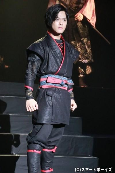 長江崚行さん