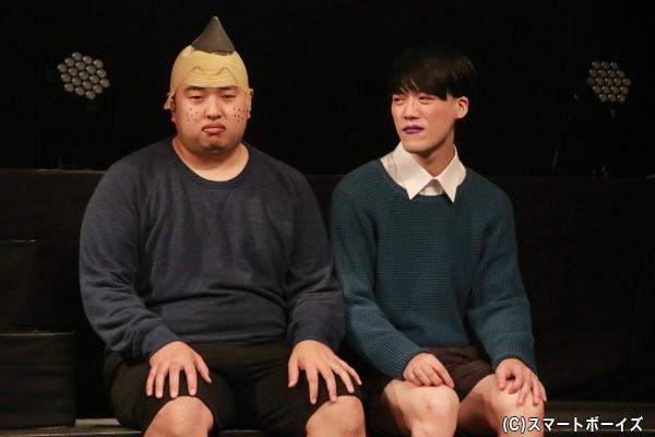 (左)ガーリィレコード 高井佳佑さん (右)ガーリィレコード フェニックスさん