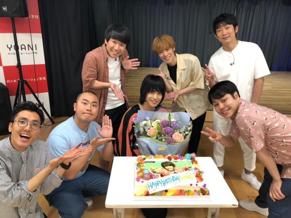 放送当日の7月6日は、黒羽麻璃央さんの26歳のお誕生日当日!