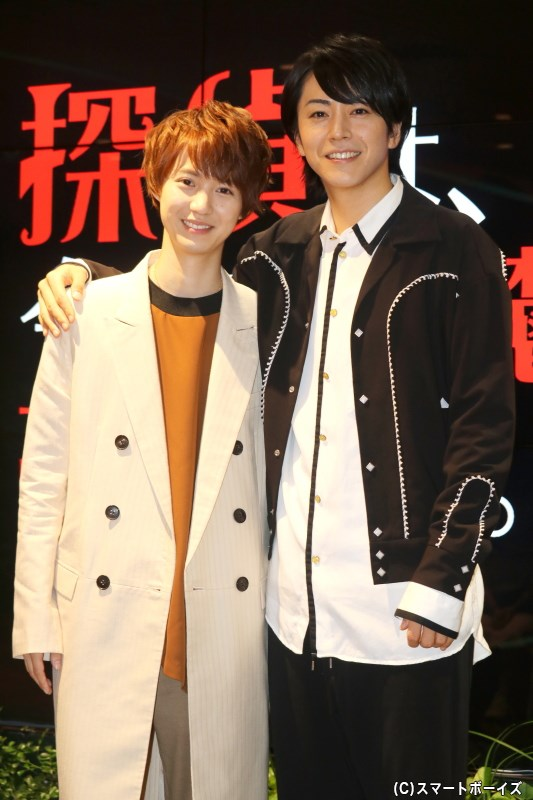 廣瀬さん&小越さんの活躍は、ぜひスクリーンでお楽しみください!