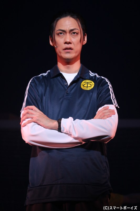 伊達 望役の林野健志さん