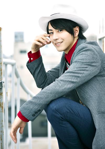映画「探偵は、今夜も憂鬱な夢を見る。2」の主題歌を担当する廣瀬智紀さん