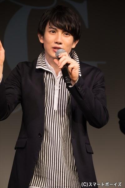 赤澤遼太郎さん(香り:スパイシーノート)
