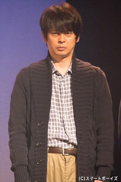 結衣の夫・謙介(河相我聞さん)