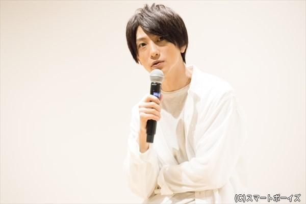 鈴木さん「スタッフさん達のお仕事についても知れて、勉強になりました」