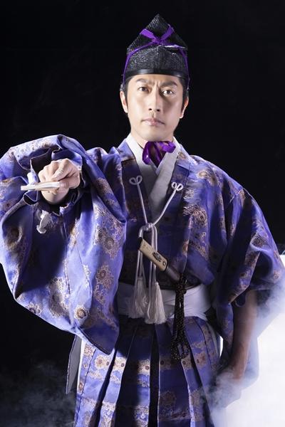 原田貞之役の廿浦裕介さん