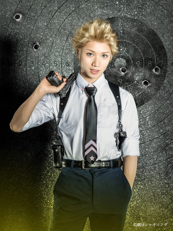 ショウ役の植田圭輔さん